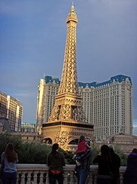 Bellagio Eiffel Tower