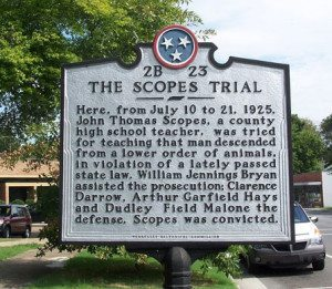 Scopes Trial Marker